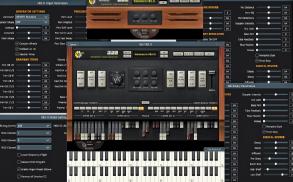 VB3 Hammond Organ